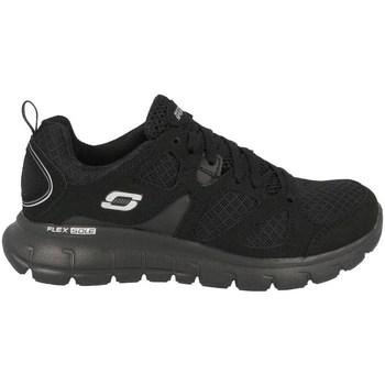 Schoenen Kinderen Lage sneakers Skechers Sport Noir