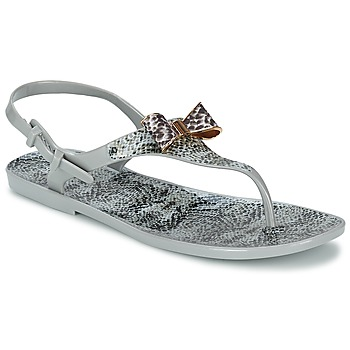 Schoenen Dames Sandalen / Open schoenen Colors of California SNAKE SANDAL Grey