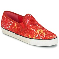 Schoenen Dames Instappers Colors of California LACE SLIP Multi