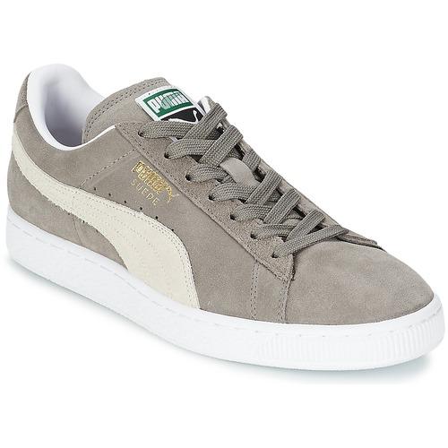 Schoenen Lage sneakers Puma SUEDE CLASSIC Grijs