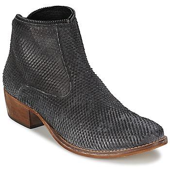Schoenen Dames Laarzen Meline ELISE Zwart