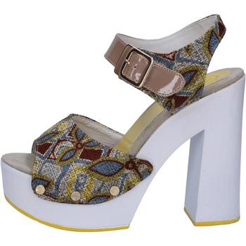 Schoenen Dames Sandalen / Open schoenen Suky Brand AB308 Beige