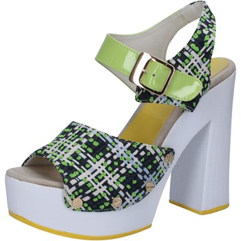 Schoenen Dames Sandalen / Open schoenen Suky Brand AB309 Vert