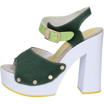 Schoenen Dames Sandalen / Open schoenen Suky Brand AB314 Vert
