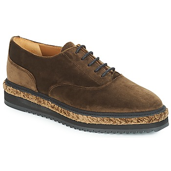 Schoenen Dames Derby Castaner FUNES Brown