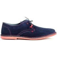 Schoenen Heren Derby Colour Feet BAMAKO Blauw