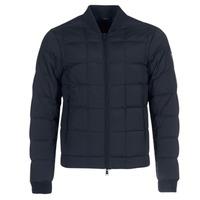 Textiel Heren Dons gevoerde jassen Emporio Armani REWA Marine