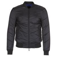 Textiel Heren Dons gevoerde jassen Emporio Armani YWES Zwart