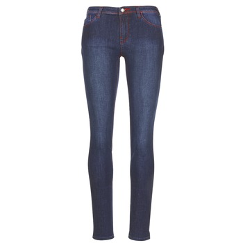 Textiel Dames Skinny Jeans Emporio Armani ISIWA Blauw