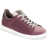 Schoenen Dames Lage sneakers Victoria DEPORTIVO TERCIOPELO Violet