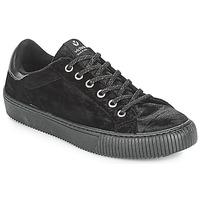 Schoenen Dames Lage sneakers Victoria DEPORTIVO TERCIOPELO Zwart