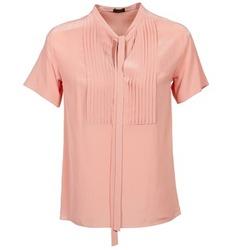 Textiel Dames Tops / Blousjes Joseph WOODY Roze