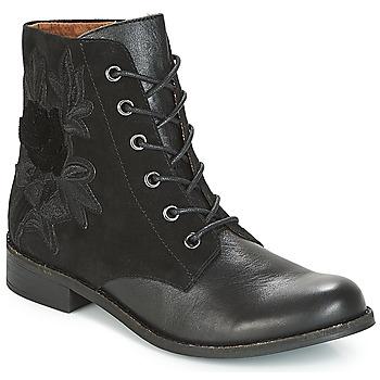 Schoenen Dames Laarzen Karston ACAMI Zwart