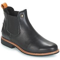 Schoenen Dames Laarzen Panama Jack GIORDANA Zwart