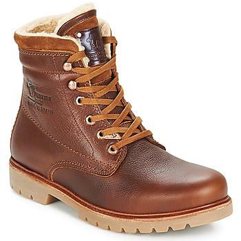 Schoenen Heren Laarzen Panama Jack PANAMA Brown