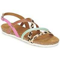 Schoenen Dames Sandalen / Open schoenen Bunker LAST MAHON Multicolour