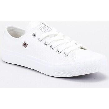 Schoenen Heren Lage sneakers Big Star V174347 Blanc