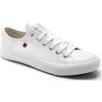 Schoenen Dames Lage sneakers Big Star V274869 Blanc