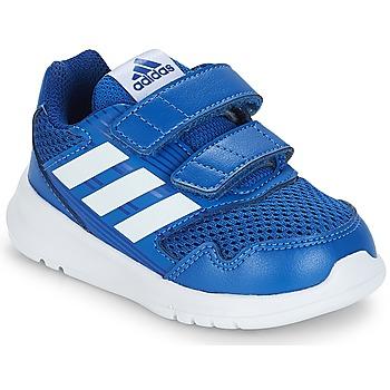 Schoenen Kinderen Lage sneakers adidas Performance ALTARUN CF I Blauw