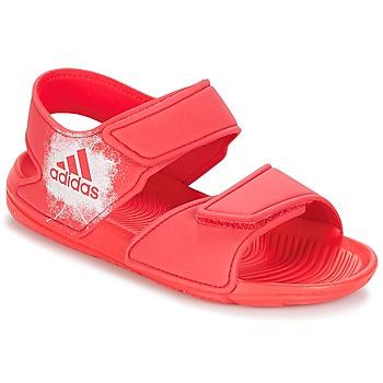 Schoenen Meisjes Sandalen / Open schoenen adidas Originals ALTASWIM C Roze
