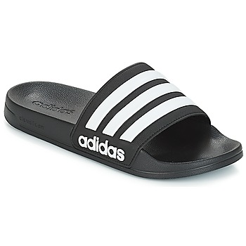 Schoenen Slippers adidas Performance ADILETTE SHOWER Zwart