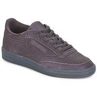 Schoenen Dames Lage sneakers Reebok Classic CLUB C 85 Violet