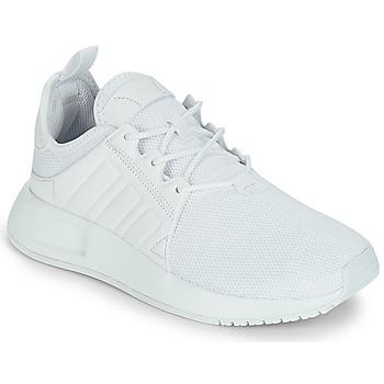 Schoenen Kinderen Lage sneakers adidas Originals X_PLR J Wit