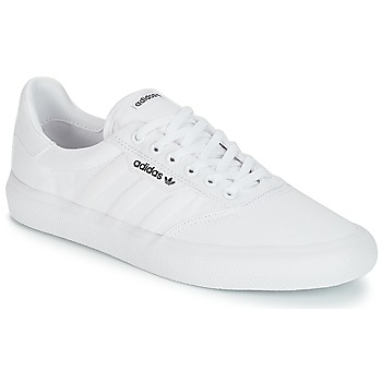 Schoenen Lage sneakers adidas Originals 3MC Wit