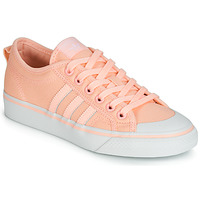 Schoenen Dames Lage sneakers adidas Originals NIZZA W Roze