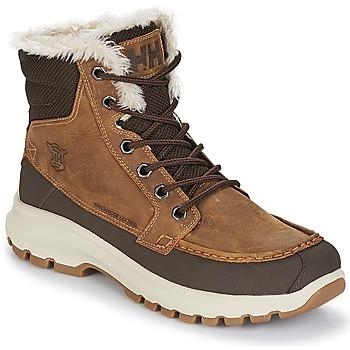 Schoenen Heren Snowboots Helly Hansen GARIBALDI V3 Brown
