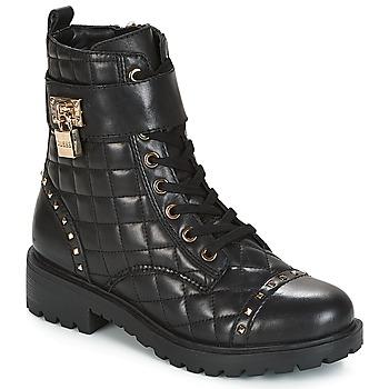 Schoenen Dames Laarzen Guess HOLDY Zwart