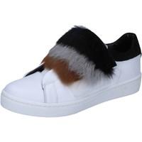Schoenen Dames Sneakers Islo Baskets BZ211 Blanc