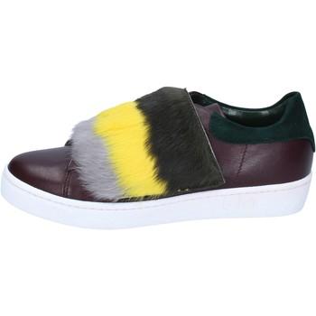 Schoenen Dames Sneakers Islo Baskets BZ212 Violet