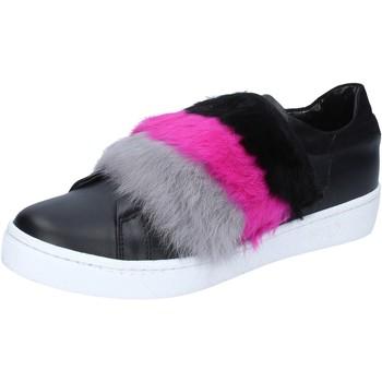 Schoenen Dames Sneakers Islo Baskets BZ213 Noir