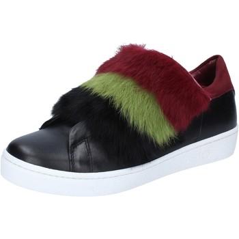 Schoenen Dames Sneakers Islo Baskets BZ214 Noir