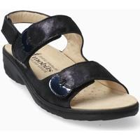 Schoenen Dames Sandalen / Open schoenen Mephisto GETHA Blauw