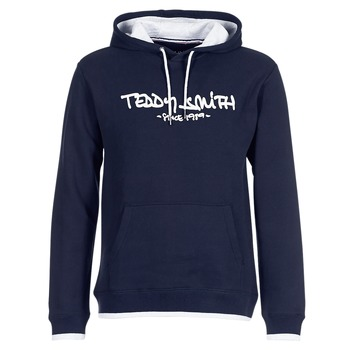 Textiel Heren Sweaters / Sweatshirts Teddy Smith SICLASS HOODY Marine