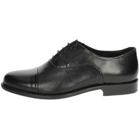 Schoenen Heren Derby Hudson 1030/2 Black