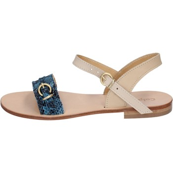 Schoenen Dames Sandalen / Open schoenen Calpierre BZ838 Bleu