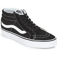 Schoenen Hoge sneakers Vans SK8-MID REISSUE Zwart / Wit