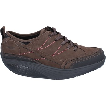 Schoenen Dames Lage sneakers Mbt MATWA BZ912 Marron