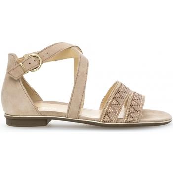 Schoenen Dames Sandalen / Open schoenen Gabor 81.601/12T35-2.5 Brown