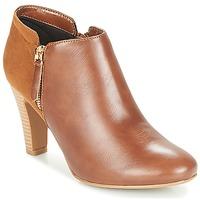 Schoenen Dames Low boots Moony Mood FADI  camel