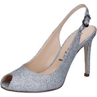 Schoenen Dames Sandalen / Open schoenen Capitini Sandales BZ492 Argent
