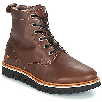 Schoenen Heren Laarzen Art TORONTO Brown