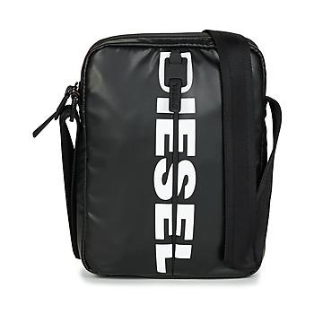 Tassen Heren Tasjes / Handtasjes Diesel BOLD SMALL CROSS Zwart