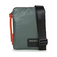Tassen Heren Tasjes / Handtasjes Diesel DISCOVER SMALLCROSS Grijs / Orange