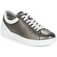 Schoenen Dames Lage sneakers Emporio Armani BRUNA Pewter