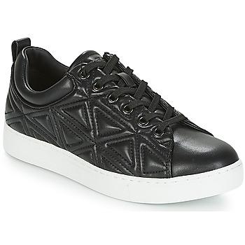 Schoenen Dames Lage sneakers Emporio Armani DELIA Zwart