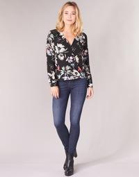 Textiel Dames Skinny Jeans Diesel SLANDY Blauw / 681g